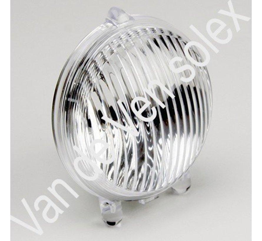 01. Aluminium reflector holder Solex
