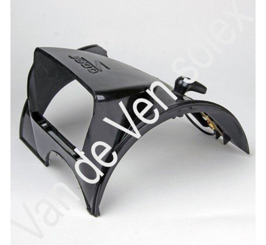 02. Plastic reflector headlight Solex 3800