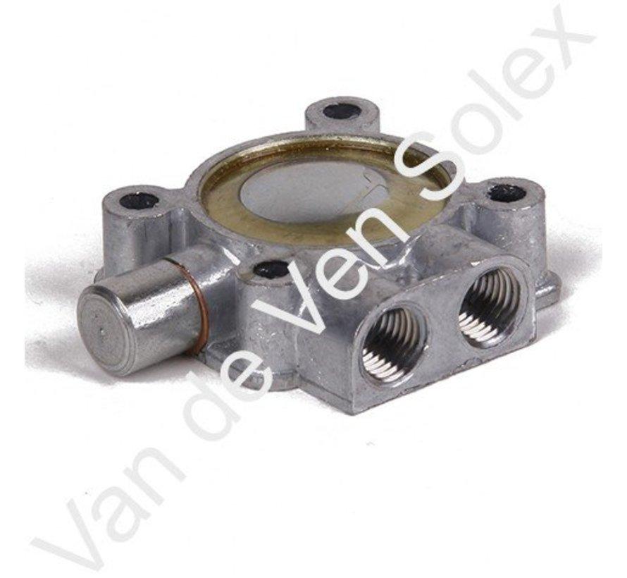 10. Sechskant-Schraube M 4x20 Solex