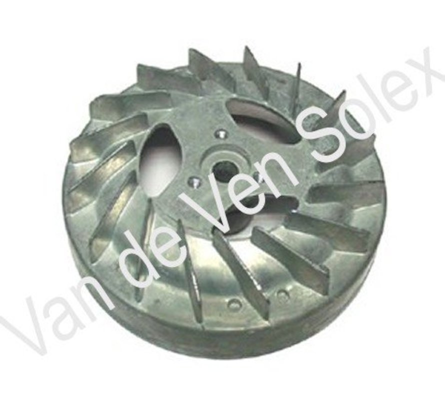 13. Flywheel nut Solex