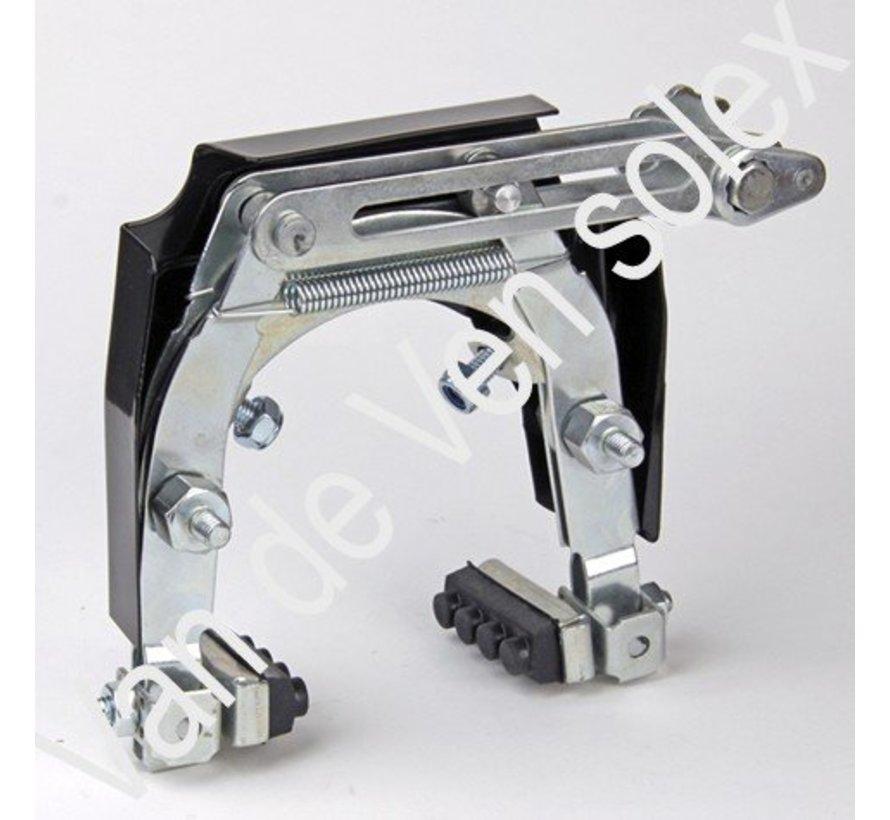 06. Bridge for brakes / Mounting bracket mud guard brake Solex