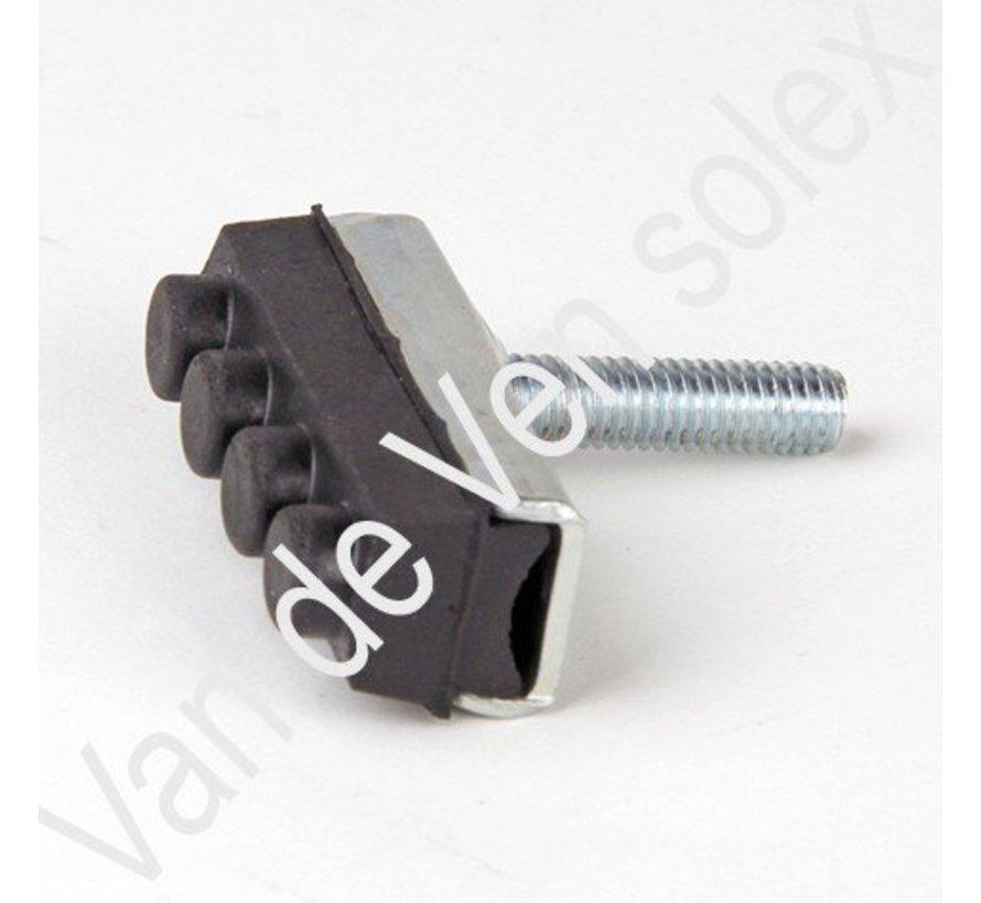 11. Bremsschuh Solex mit Stollen