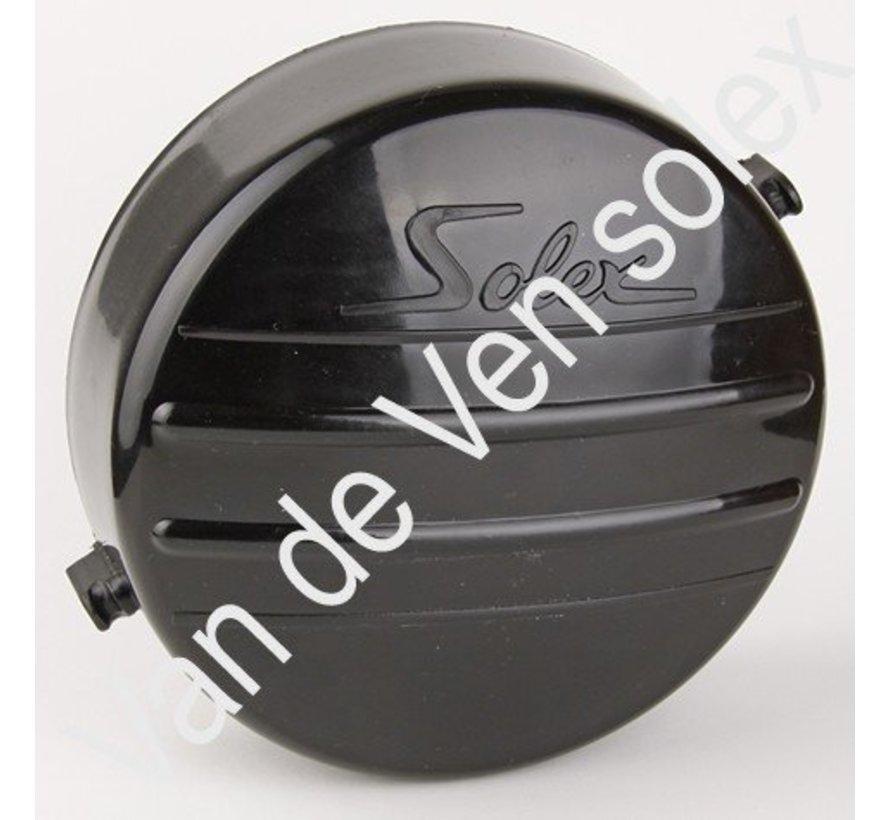 06. Rotorabdeckung Solex schwarz