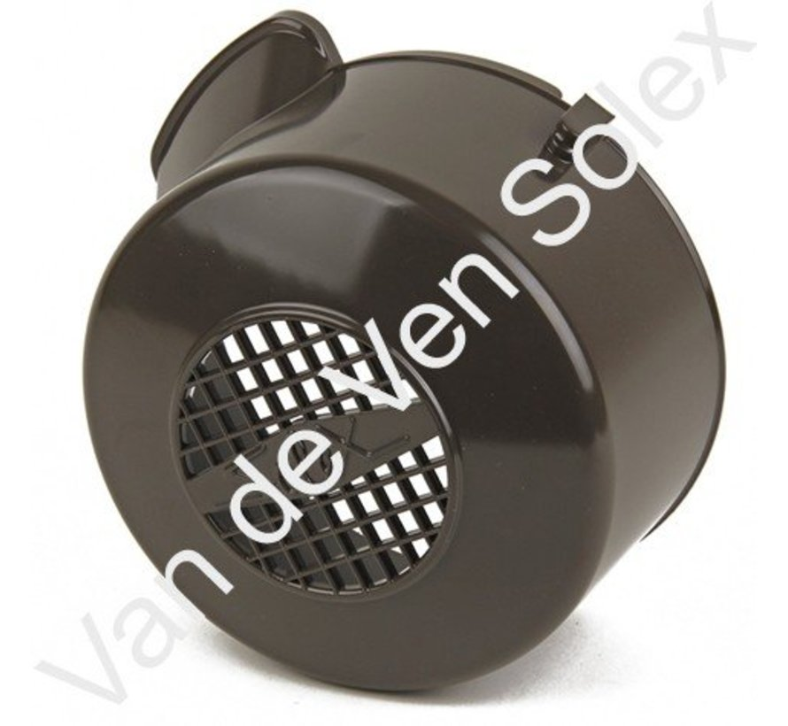 06. Flywheel cover for Solex without clutch