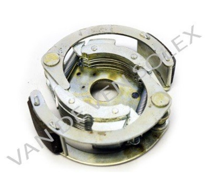 10. Aluminium house clutch Solex (only secondhand available) Type 3800-5000