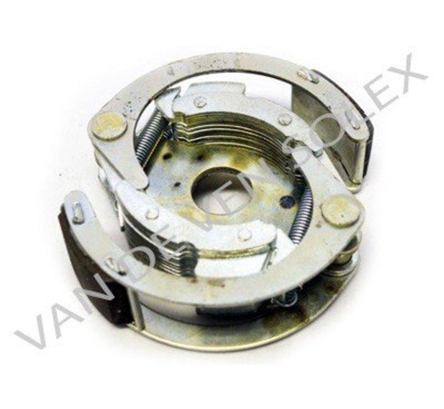 10. Aluminium huis koppeling Solex (alleen 2e hands op aanvraag) Type 3800-5000