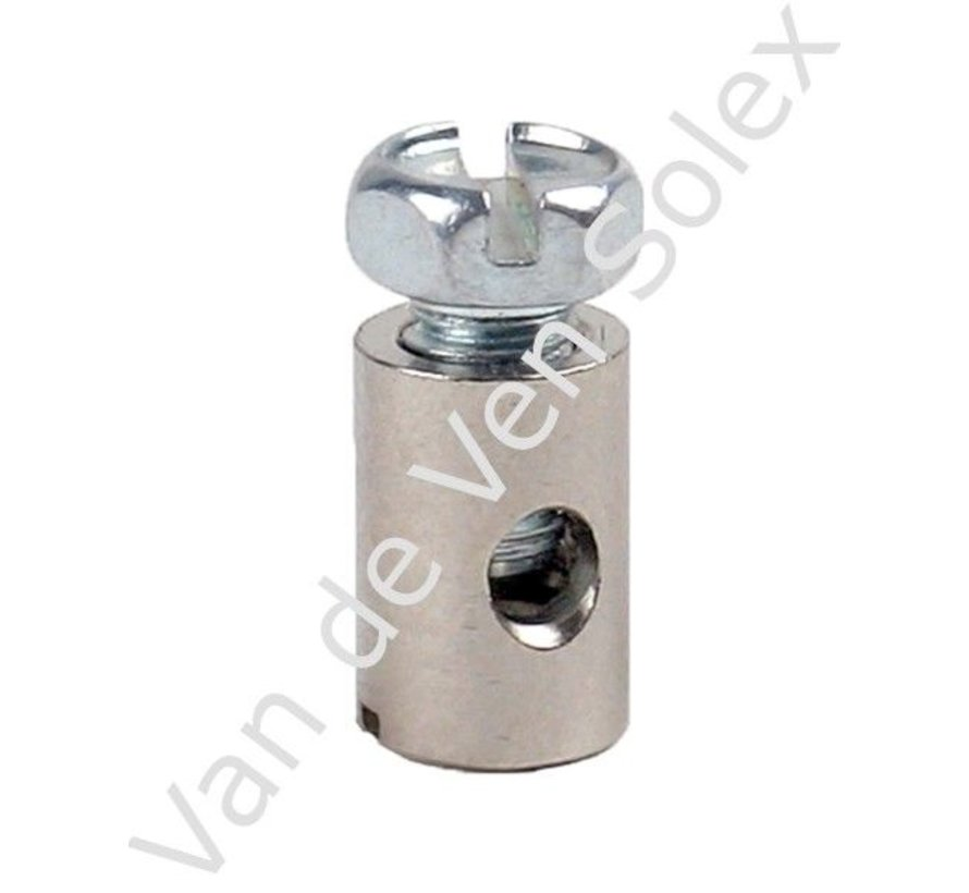 08. Ventilheber Solex 5000 und Ungarische Solex / Dekompressionshebel Kabel betrieben
