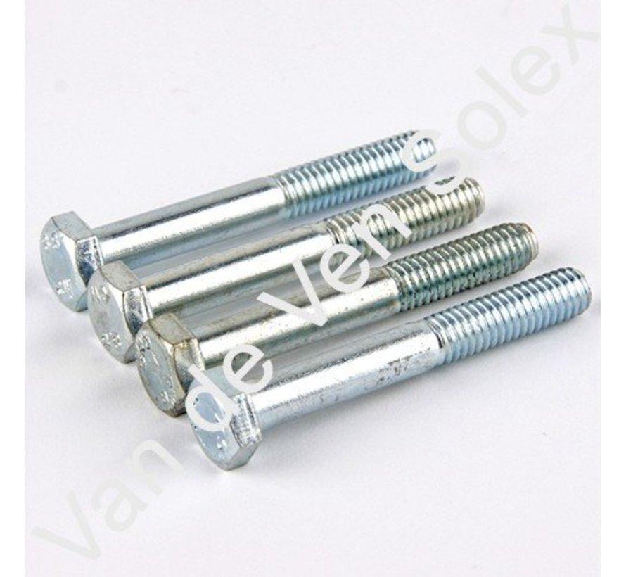 10. Afstandsbus voor cilinderkop / Afstandsbus kopbout Solex