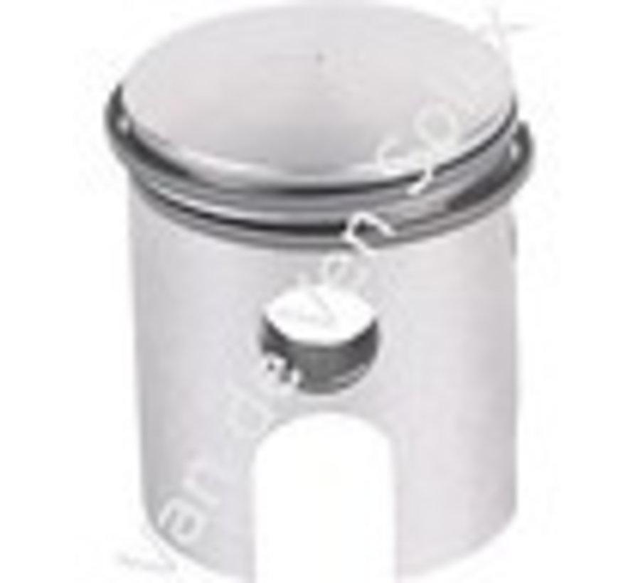 19. Schnelle Zylinder 39,5mm mit 3 Spulkanäle. Komplett mit Kolben. Solex