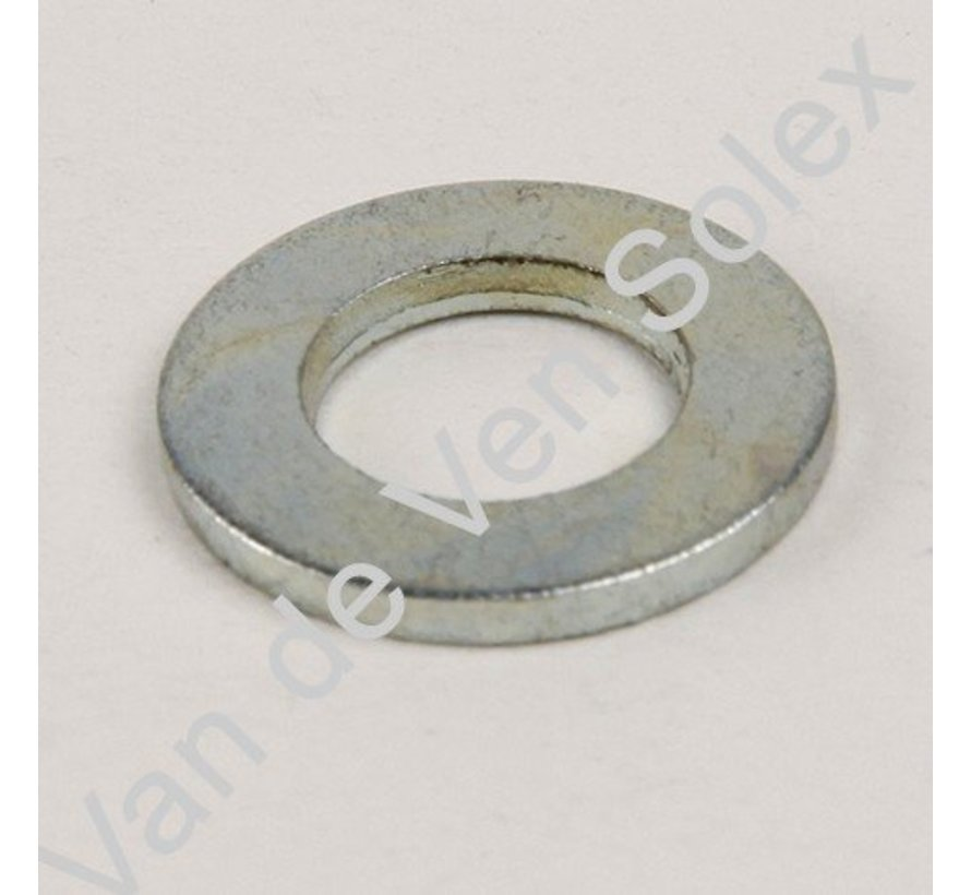 21. M6 hexagonal nut for cylinder mounting Solex with locking