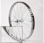 10. Front wheel without tyre and inner tube French Solex