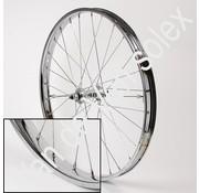 10. Vorderrad ohne Schlauch und Reifendecke französischer Velosolex