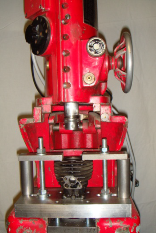 Cilinderboormachine