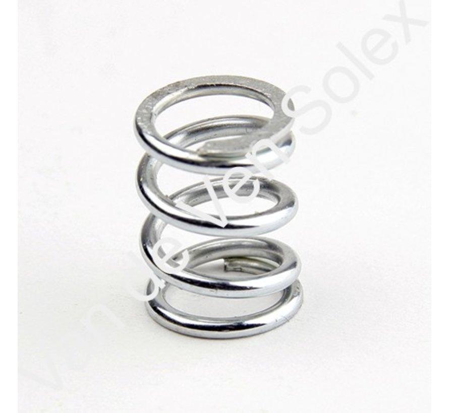 16. Nut decompressor valve Solex