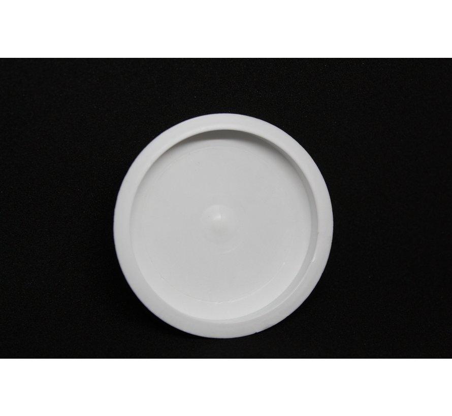 Deksel voor gereedschapbakje wit Solex (2 stuks)