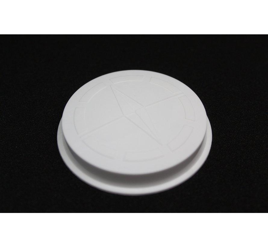 Deckel für Werkzeugablage weiß Solex (2 Stück)