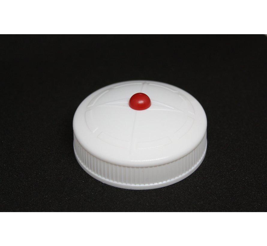 Doppenset voor gereedschapbakje met rode punt Solex