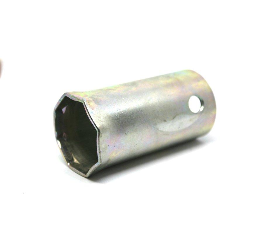Sleutel moer aandrijfrol Solex type 3800
