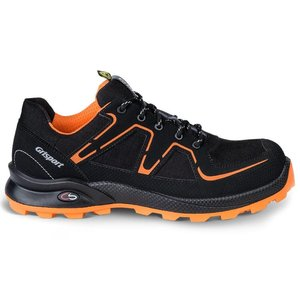 Grisport Cross Safety BEAT S3 zwart/oranje