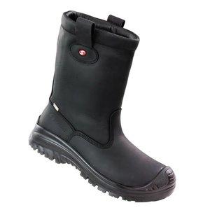 Sixton Montana Outdry 81156-17+Wol S3 zwart (waterdicht)