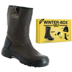 Safety Jogger Boreas Winterbox gevoerd  OP=OP