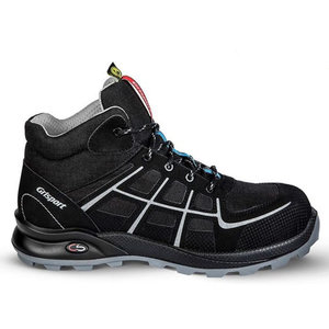 Grisport Cross Safety Firm S3 zwart/grijs