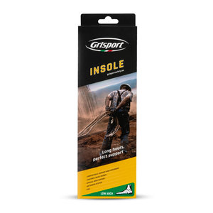 Grisport Inlegzool low