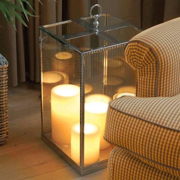 Lampes de chevet rustiques