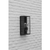 Eclairage extérieur façade maison rustique verre laiton, bronze, chrome, nickel