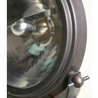 Dubbele plafondspot landelijk brons, nikkel, chroom AR111