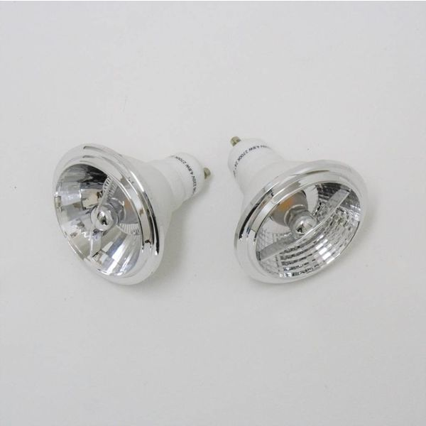 Spot LED AR70 GU10 4,8W 12° of 24° dimmable