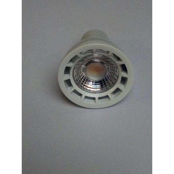 Ampoule spot LED GU10 6W 15°, 36° of dim to warm