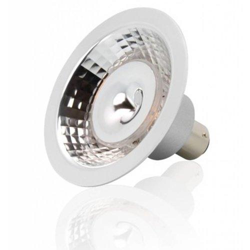 AR70 LED 12V 5W, 7,5W of 8W dimbaar, dim to warm