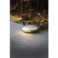 Oprit verlichting LED brons, nikkel, chroom 90° of 2x90°