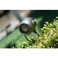 Tuinspot GU10 landelijk brons, nikkel, chroom