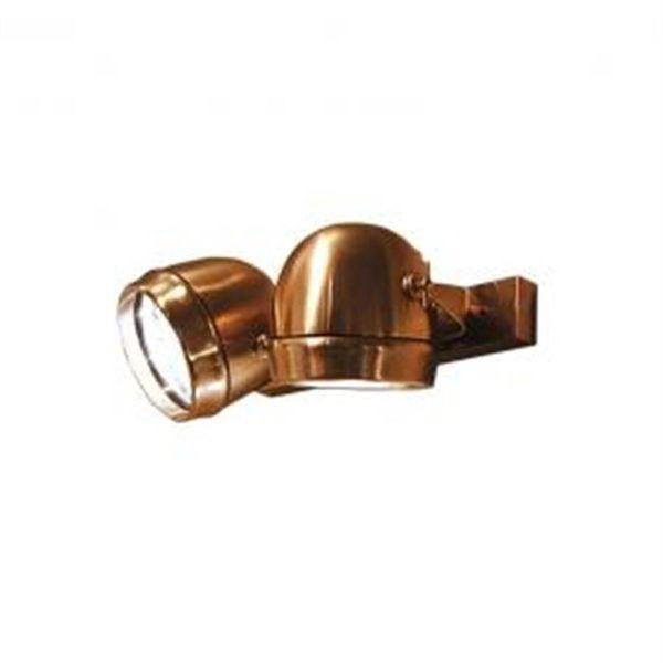 Wandlamp dubbel landelijk brons, nikkel, chroom
