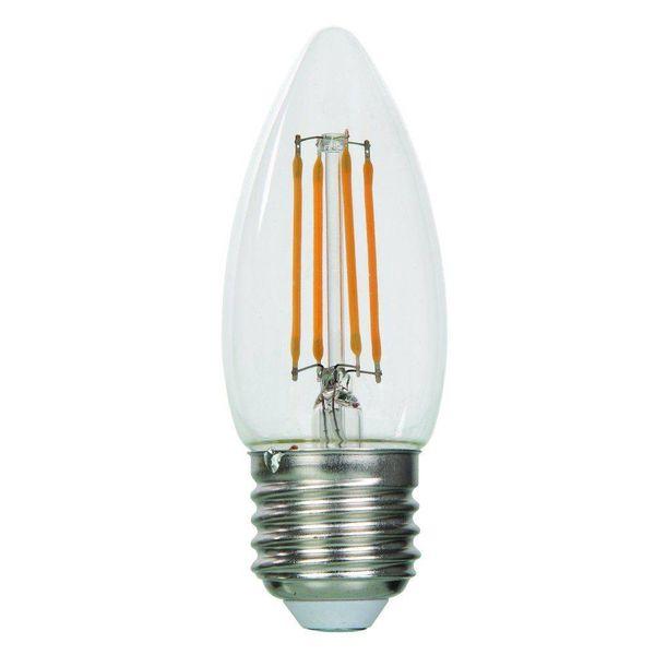Ampoule bougie LED 4W 2700 of 2500 Kelvin