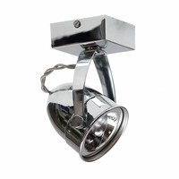 Lampe plafonnier design rustique chic bronze, nickel, chrome