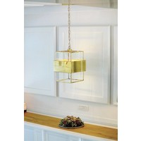 Suspension de luxe lanterne rustique