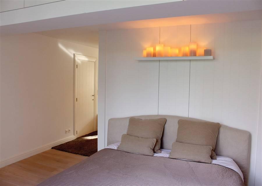 Verlichting slaapkamer landelijke stijl