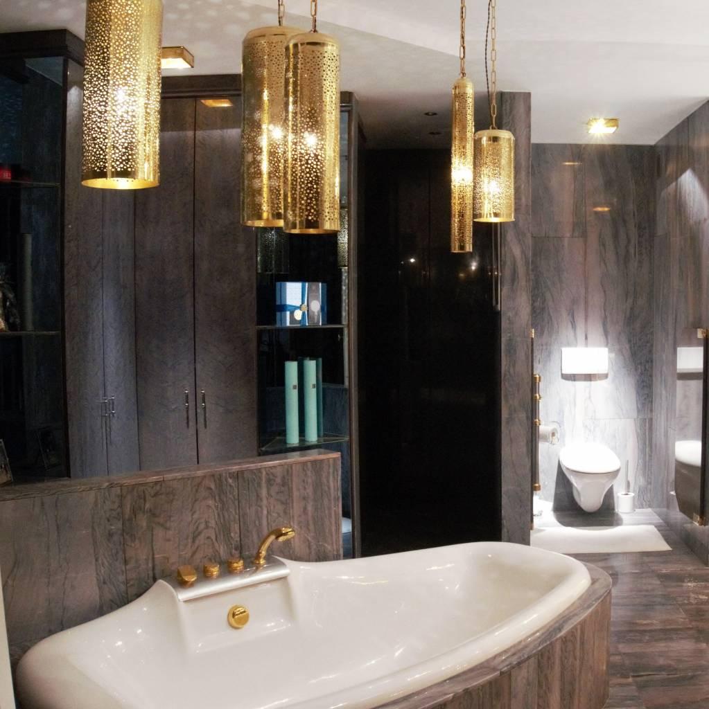 Inspiratiefoto's voor een landelijke badkamer