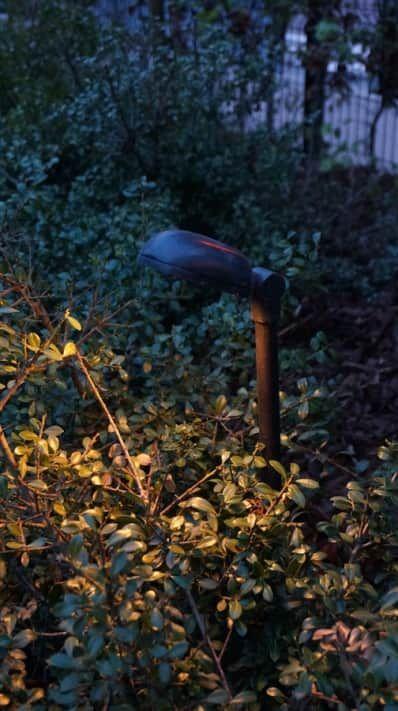 Tuinverlichting landelijke stijl