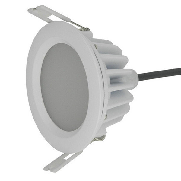 Spot LED encastrable salle de bain IP65 étanche