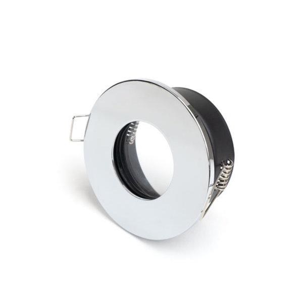 Inbouwspot badkamer GU10 IP65 chroom, wit, zwart, goud
