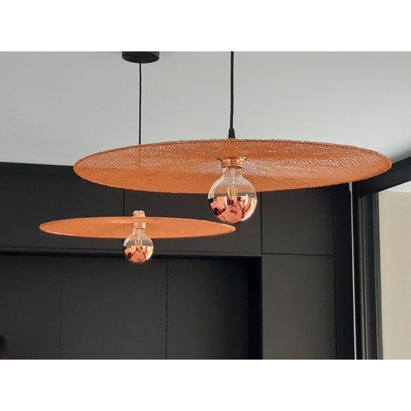 Suspension cuivre 25 à 60 cm diamètre