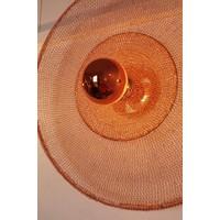 Applique cuivre tressé 25, 30 ou 40 cm diamètre