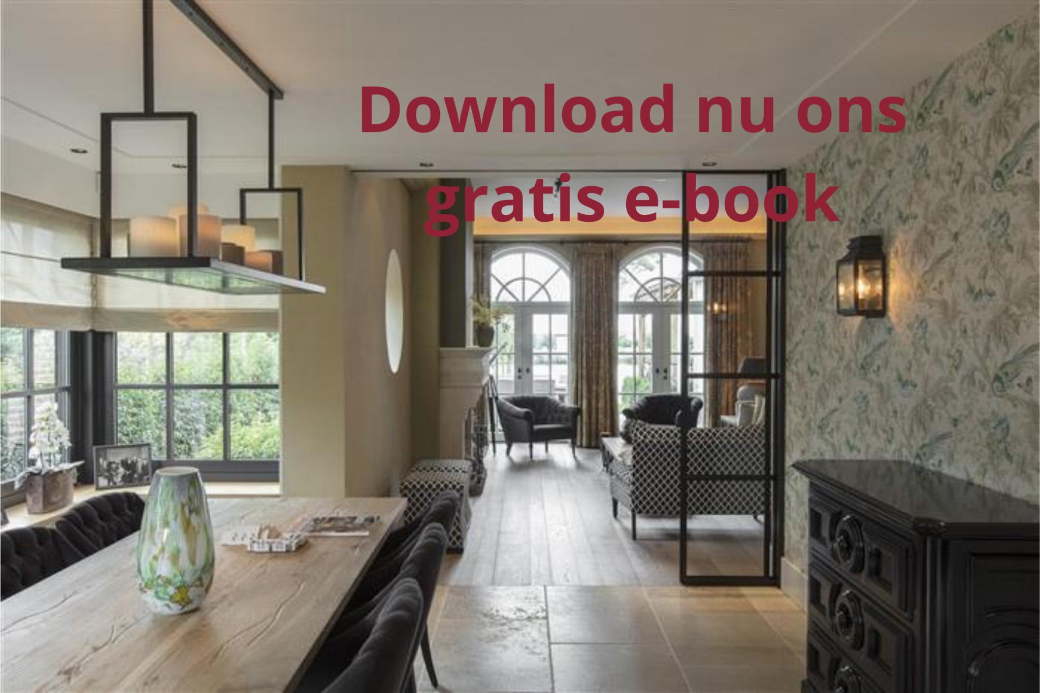 Gratis e-book landelijke verlichting