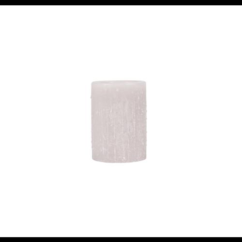 Bougie en lin de différentes tailles (également disponible en verre ou blanc)