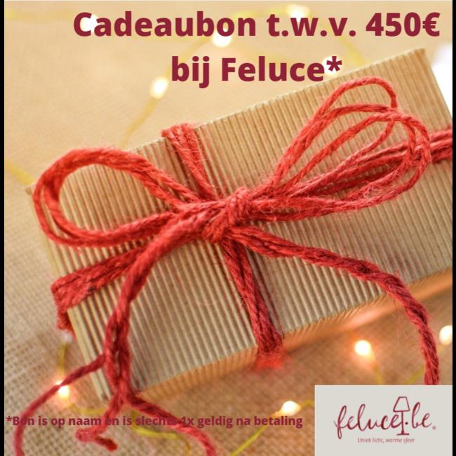 Cadeaubon 450€