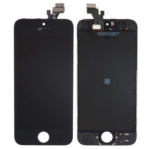 Foneplanet iPhone 5 Scherm (LCD + Touchscreen) Zwart